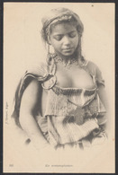 Carte Postale - Femme En Contemplation (J. Geiser, Alger N°105) / Femme Seins Nus, Neuve. - Scènes & Types