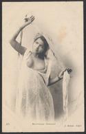 Carte Postale - Mauresque Danseuse (J. Geiser, Alger N°271) / Femme Seins Nus, Neuve. - Algérie