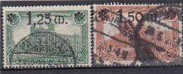 Deutsches Reich, Nr. 116/17, Gest. (T 13819) - Gebraucht