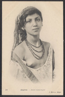 Carte Postale - Jeune Mauresque (J. Geiser, Alger N°332) / Femme Seins Nus, Neuve. - Algérie