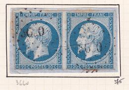 France - PC 3660 - Vitry-en-Artois - Pas-de-Calais - Storia Postale (Francobolli Sciolti)