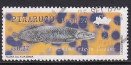 Brazil 1997, Fish Minr 2758 Vfu - Brazilië