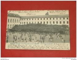 AALST - ALOST - MILITARIA - Ecole Des Pupilles De L'Armée - Récréation  - 1903  - - Aalst