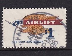 USA 1968, $1 Eagle, Minr A-946 Vfu. Cv 2,50 Euro - Gebraucht