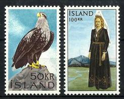 Islandia Nº 353/4 Nuevos. Cat.27,50€ - Nuevos