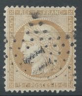 Lot N°52131  N°59, Oblit étoile Chiffrée 11 De PARIS (R. St Honoré) - 1871-1875 Cérès
