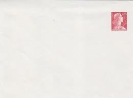 Enveloppe Neuve T.S.C. (1960 G1b Int. Bleu) 0,25 Rouge (M. De Muller), Commandée Par R. Bloch à Metz - Postal Stamped Stationery