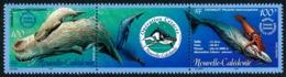 NOUV.-CALEDONIE 2002 - Yv. 876 Et 877 **   Faciale= 1,68 EUR - Cétacés: Cachalot (2 Val.)  ..Réf.NCE25531 - New Caledonia
