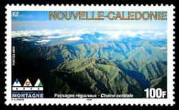 NOUV.-CALEDONIE 2002 - Yv. 880 **   Faciale= 0,84 EUR - Année Mondiale De La Montagne  ..Réf.NCE25534 - New Caledonia