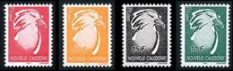 NOUV.-CALEDONIE 2003 - Yv. 885 886 887 Et 888 **   Faciale= 1,05 EUR - Le Cagou (4 Val.)  ..Réf.NCE25539 - Nieuw-Caledonië