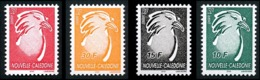 NOUV.-CALEDONIE 2003 - Yv. 885 886 887 Et 888 **   Faciale= 1,05 EUR - Le Cagou (4 Val.)  ..Réf.NCE25539 - New Caledonia