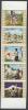 Fujeira 1971  Girl Scouts Jumboree  5v  Imperforate Strip  MNH #  66905 - Scouting