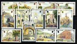 Gibraltar Nº 671/83 Nuevo. Cat.30€ - Gibraltar