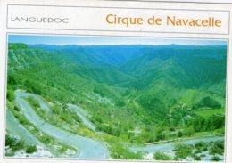 B63853 Cpm Le Cirque De Navacelles - Frankrijk