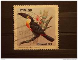 Brazilie Bresil Brasilien Brasil Toekan Tucan Yv 1603 O - Specht- & Bartvögel