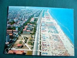 (FG.V18) RIMINI - BELLARIVA - PANORAMA AEREO, SPIAGGIA (viaggiata) - Rimini