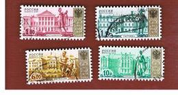 RUSSIA -  SG 7138a.7149  -  2003 DEFINITIVES  - USED - 1992-.... Federazione