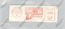 AUTO - ATE Scheibenbremsen, Maschinenwerbestempel, Frankfurt  1969 - Ansichtskarten