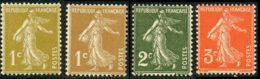 France 1932 Yvert 277A-277B-278-278A ** TB - Unused Stamps