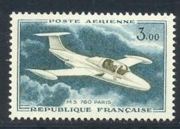 France PA 1960 Yvert 39a ** TB Deux Couleurs - 1960-.... Nuovi