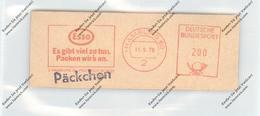 AUTO - BENZIN / TANKSTELLE, ESSO, Maschinenwerbestempel, Hamburg, 1976 - Ansichtskarten