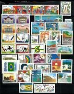 Brasil 24 Serie Nuevas. Cat.33,90€ - Brésil