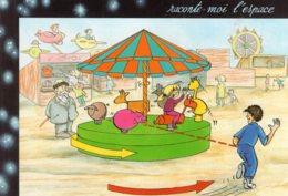 B63865 Cpm Raconte Moi L'Espace - Postcards