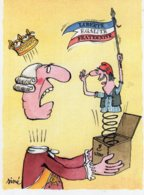 B63889 Cpm Bicentenaire De La Révolution Française - Illustrateur Siné - Postcards