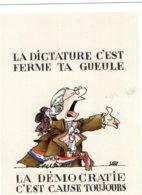 B63890 Cpm Bicentenaire De La Révolution Française - Illustrateur Siné - Postcards