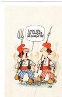 B63893 Cpm Bicentenaire De La Révolution Française - Illustrateur Loup - Postcards