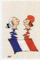 B63899 Cpm Bicentenaire De La Révolution Française - Illustrateur Loup - Postcards