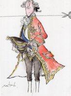 B63903 Cpm Bicentenaire De La Révolution Française - Illustrateur Ronald Searle - Cartes Postales