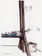 B63905 Cpm Bicentenaire De La Révolution Française - Illustrateur Ronald Searle - Postcards