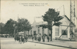 59 LILLE / Exposition Internationale - Pavillon Dickson / - Lille