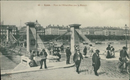 69 LYON /  Pont De L'hotel Dieu / - Sin Clasificación