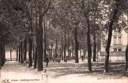 Arlon - Intérieur Du Parc - Arlon