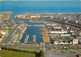 14 - Deauville - Trouville - En Avion Sur Les Bassins Et La Touque - Vue Aérienne - Carte Neuve - Voir Scans Recto-Verso - Deauville