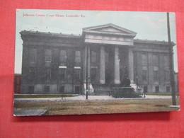 Jefferson County Court House  Louisville  Kentucky    Ref 3835 - Louisville