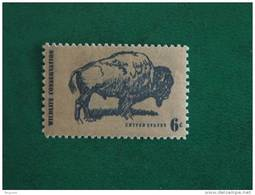USA Etats-Unis United States Bizon Yv 895 MNH ** - Vaches