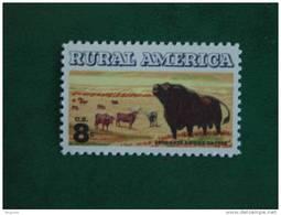 USA Etats-Unis United States Bizon Yv 1005 MNH ** - Vaches
