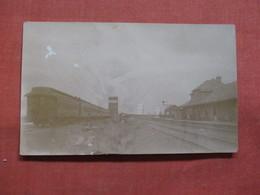 RPPC To ID   Train Depot  Notation On Back  Ref 3835 - Ansichtskarten