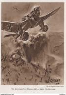 AK - WK II - Balkan - Für Deutsche Stukas Gibt Es Kein Hinderniss - Kriegsberichterstatter Guhl - Signiert - Guerre 1939-45