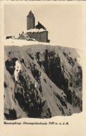 AK - RIESENGEBIRGE - Schneegrubenbaude 1930 - Tschechische Republik