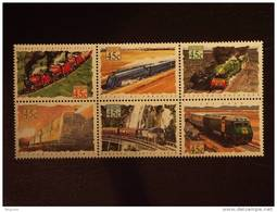 Australia Australie 1993 Trains Treinen Yv 1306-1311 MNH ** - Trains