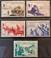 FRANCE UNDER GERMAN OCCUPATION - MNH - Légion Des Volontaires Contre Le Bolchévisme - Besetzungen 1938-45