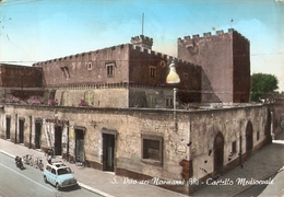 15/FG/09 - BRINDISI - S. VITO DEI NORMANNI: Castello Medioevale - Brindisi