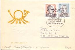 BERLIN POSTAL SERVICES 1979  (GENN200585) - Handicap