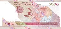 PERSIA P. 150 5000 R 2009 UNC - Iran