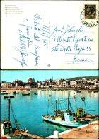 1545)cartolina-  Ediz.simone Manfredonia Panorama Del Porto - Manfredonia