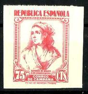 España NE-53 Sin Goma. Cat.60€ - 1931-50 Unused Stamps